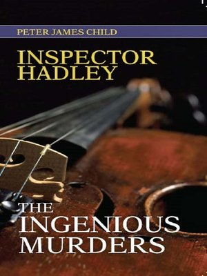 cover image of Inspector Hadley the Ingenious Murders